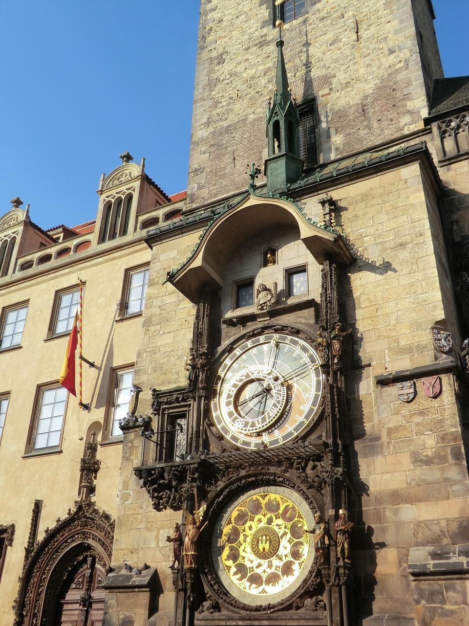 Prague Astronomical Clock 1pragueguide Com