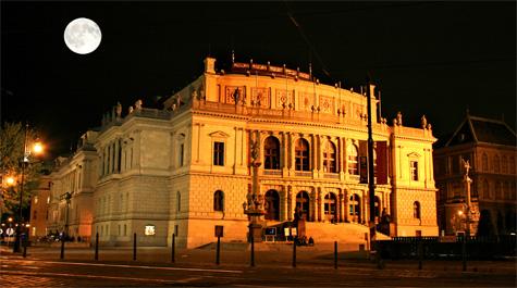 Dvořák's Prague Festival