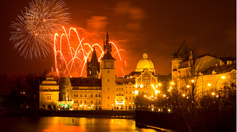 New Year´s Eve in Prague