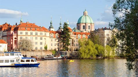 School Trips to Prague
