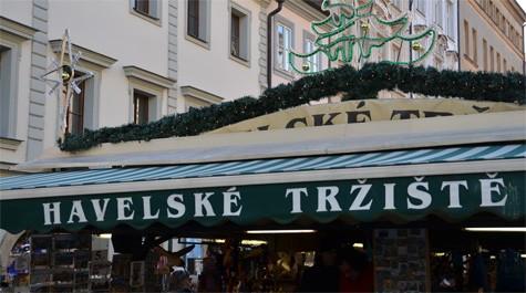 Havelská street