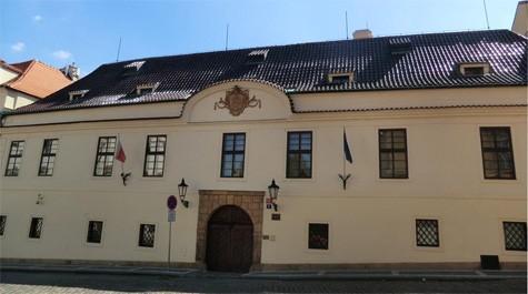 Hrzánský palace