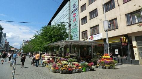Nový Smíchov shopping centre