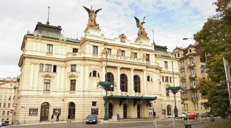 Vinohrady theatre