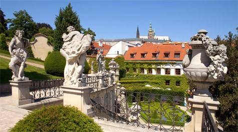 Prague parks & gardens