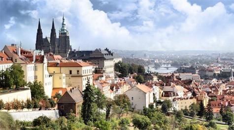 Embassies in Prague