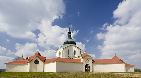 The Pilgrimage church of St. John of Nepomuk